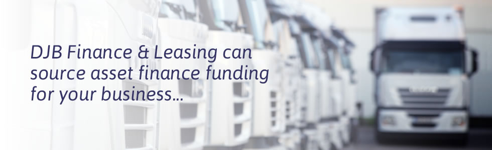 Asset Finance Funding